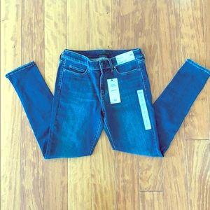 UNIQLO Ultra Stretch Skinny Fit Jeans